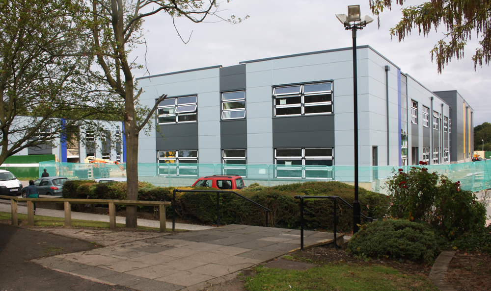 New School on Track for January Opening