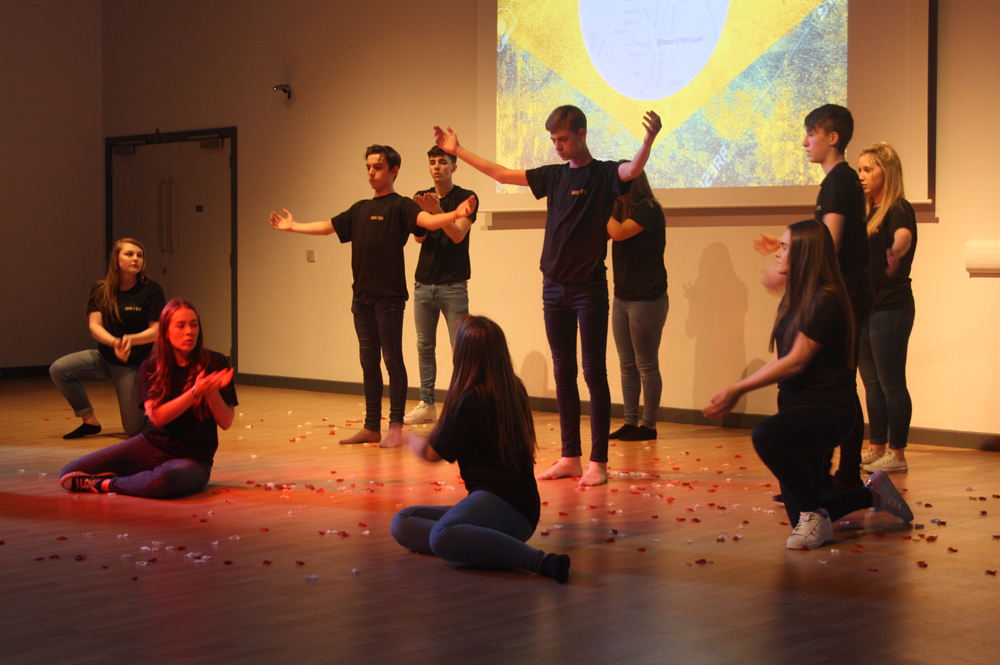 Outstanding Response for BATH Dance Show