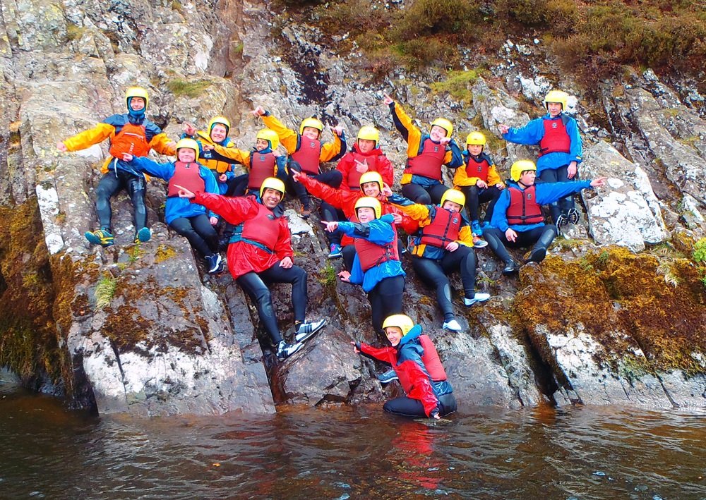 Outward Bound Challenge in The Lake District