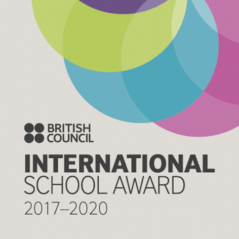 International School Award Recognises Committment to Global Education