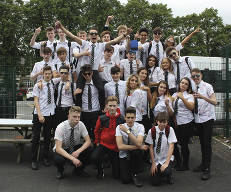 Year 11 Leavers' Barbeque