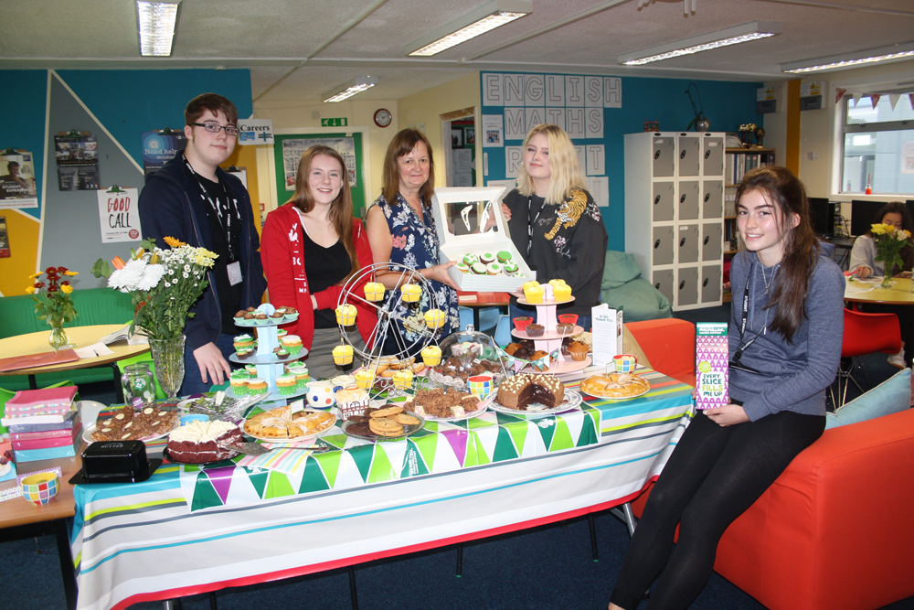 Macmillan Coffee Morning Raises £241.56!