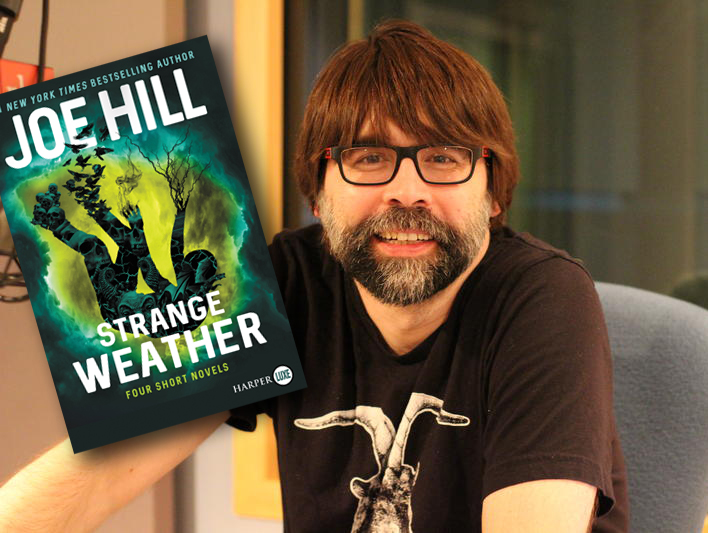 Inspired by Author, Joe Hill