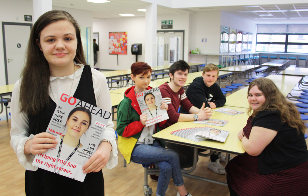 Sixth Form Media Students Form Publishing Team