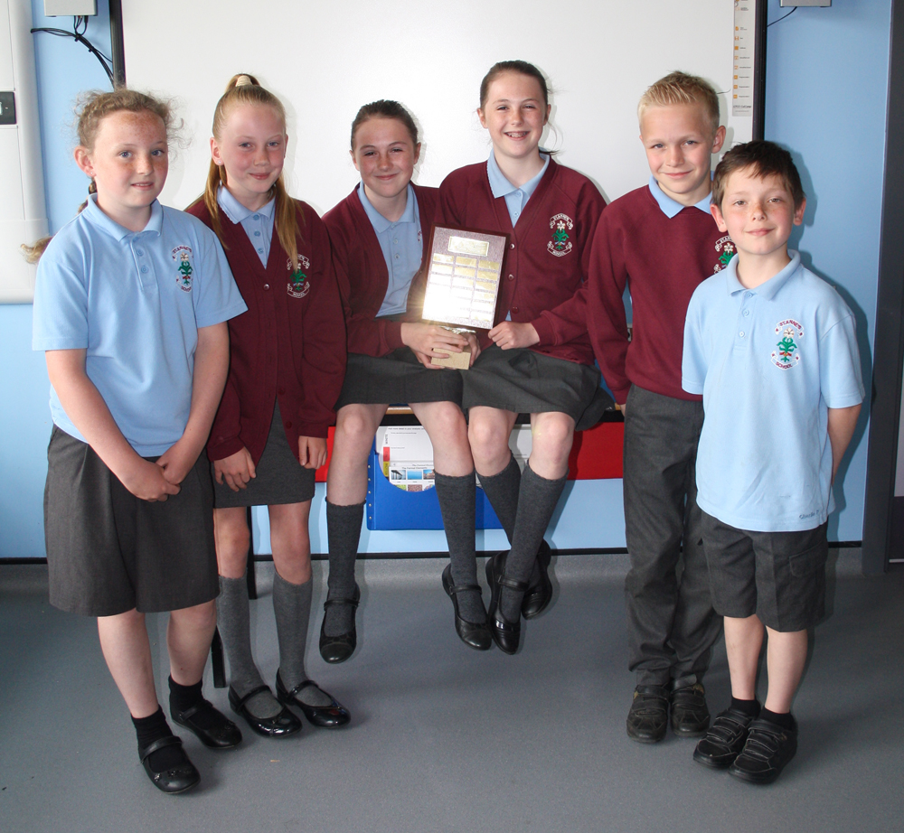 Bishop Primary Business Champions