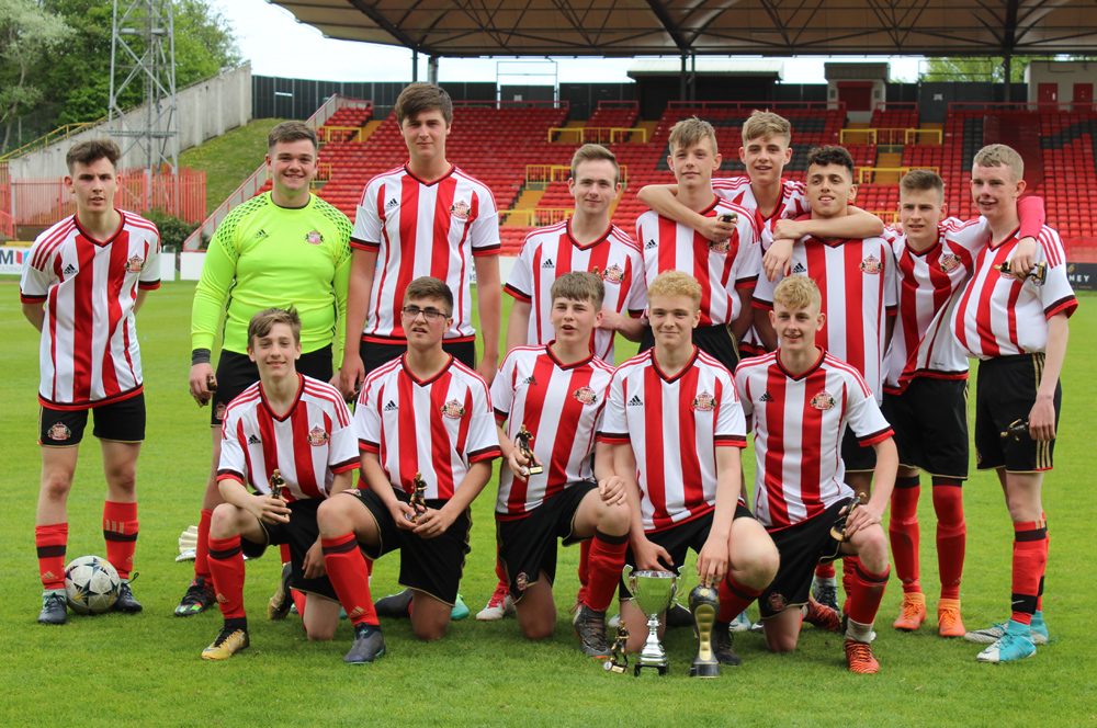Cup Final Victory for Elite Football Academy Team