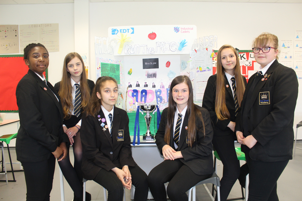 STEM Competition Winners