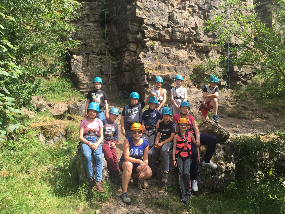 Summer Adventures for New Year 7s