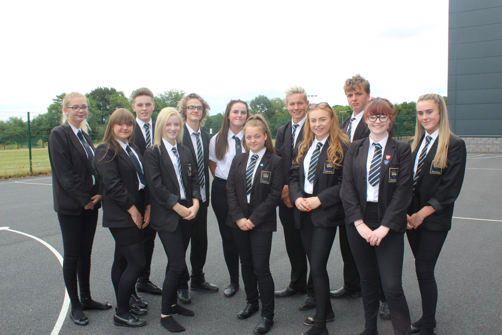 Head Boy and Girl Appointed Following Academy Election