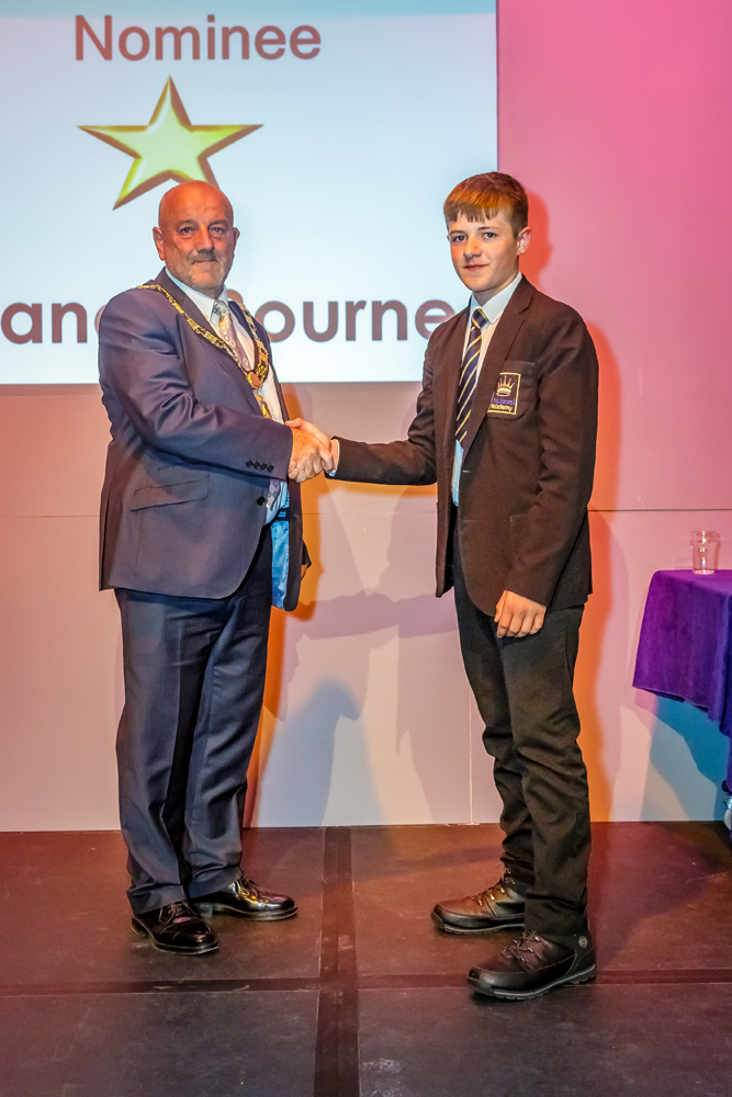 Win at Bishop Auckland Town Team Youth Awards