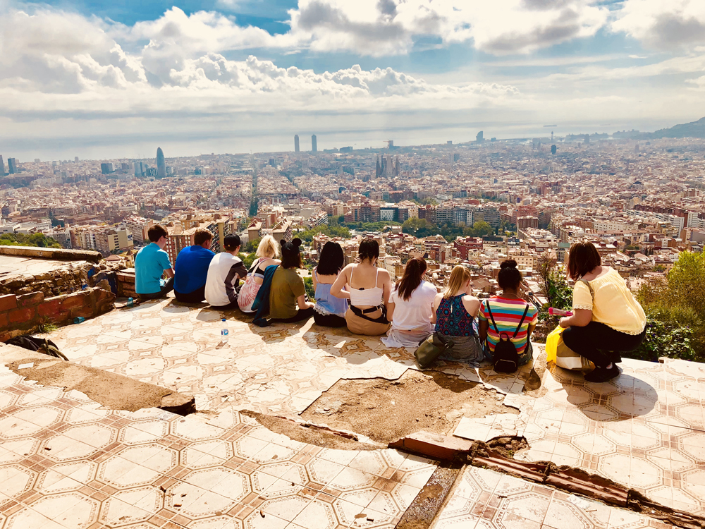 Art and Photography in Barcelona